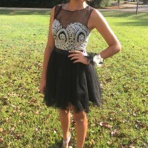 Alyce Paris Homecoming Dress Size 0